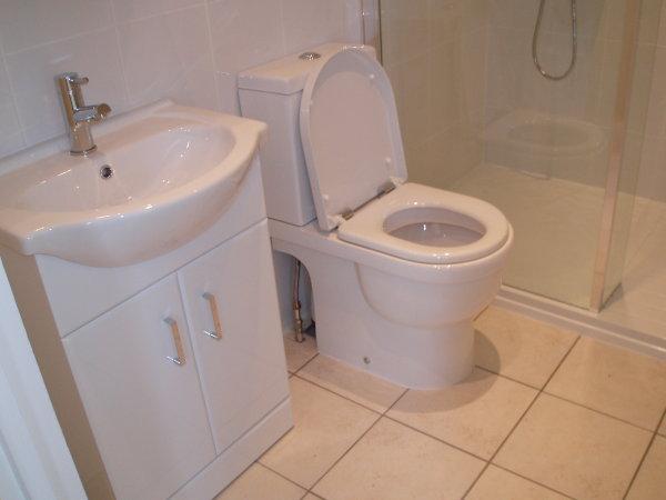 Job 22 Stud Partition And Bathroom Installation Grosvenor Buiders