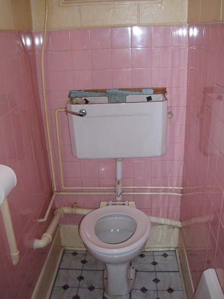 Bathroom fitting in tottenham grosvenor buiders for The bathroom fitting company