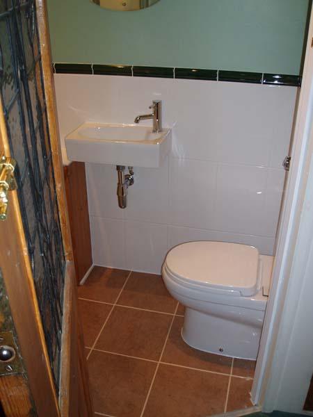 Bathroom Fitted Understairs