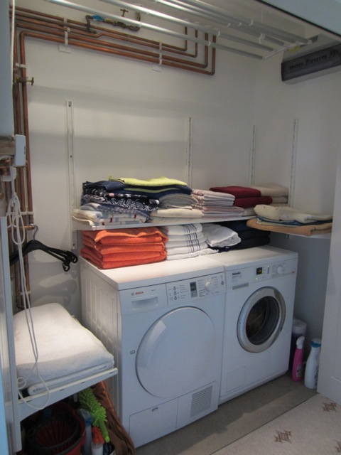 airing cupboard after